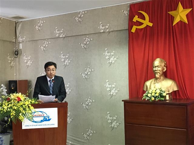 angimex to chuc thanh cong dai hoi dong co dong thuong nien nam 2018